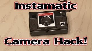 Instamatic Camera Hack!