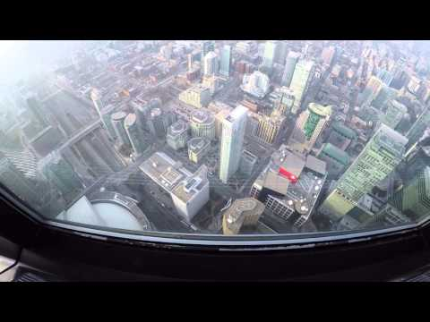 LookOut Level - CN Tower - Toronto, ON