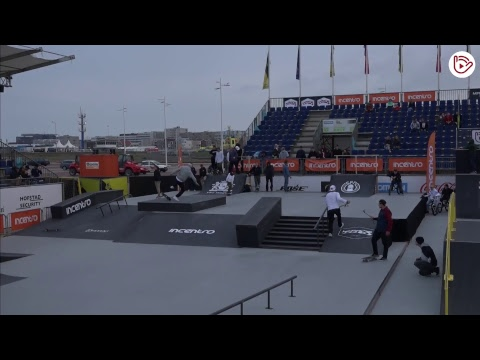 The Hague International Open Skateboarding Qualification