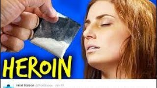 People try HEROIN for the first time😱😱😱😱😂