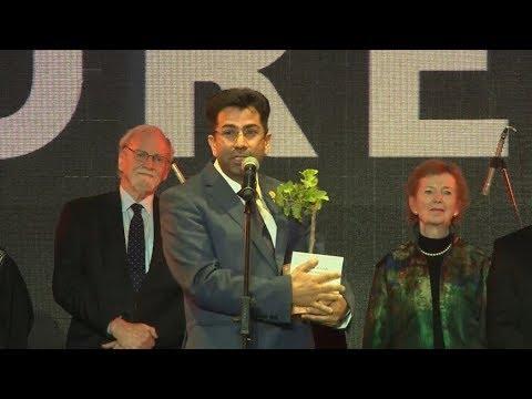Лауреатом премии «Аврора» в Армении стал активист из Ирака