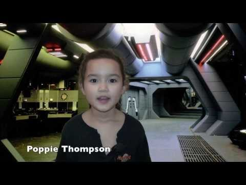Poppie Thompson   - DeepSea Challenge to the Mariana Trench