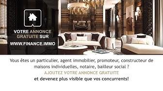 Annonces immobilières gratuites. 📢 Ajoutez votre annonce immobilière gratuite sur www.Finance.Immo