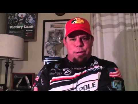 """Webinar: """"Discussing the upcoming Bassmaster Classic"""" with Chris Lane"""