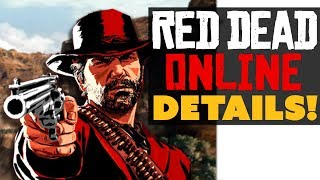 First Details for Red Dead Online!