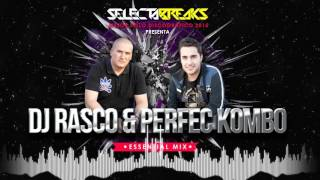 Dj Rasco & Perfect Kombo @ Selecta Breaks Records [Essential 2016 Mix]