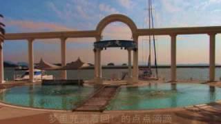 中国留学生さんと少年時代のカバ-共同制作・瀬戸内オリーブの里「牛窓の...