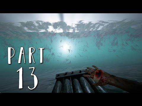 OUTLAST 2 Walkthrough Gameplay Part 13 - Tidal Wave (Outlast II)