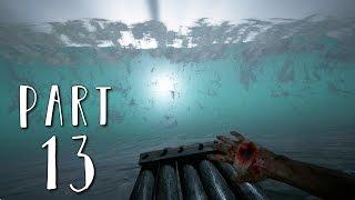 OUTLAST 2 Walkthrough Gameplay Part 13 - Tidal Wave (Outlast II)