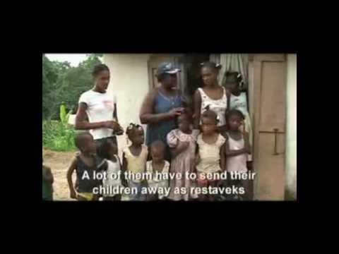 Child Slavery - Restaveks in Haiti