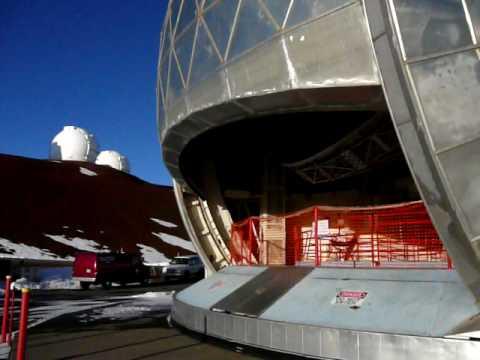 Mauna Kea, Caltech Submillimeter Observatory