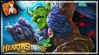 I've Been Playing Warlock Wrong All This Time! - Rastakhan's Rumble Hearthstone