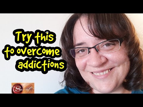 how-to-overcome-addictions-using-the-power-of-your-subconscious-mind---law-of-attraction