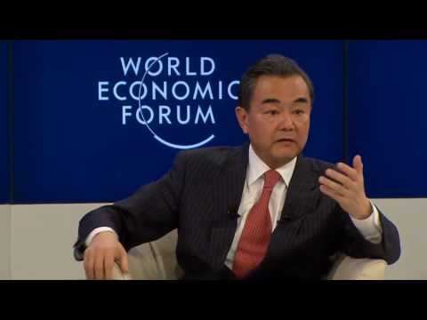 Davos 2014 - Global Dimensions of China's Development