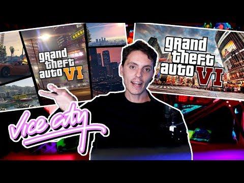 Filtraciones de GTA VI!!!!!-Wefere NEWS