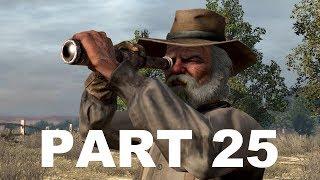 RED DEAD REDEMPTION Gameplay Walkthrough Part 25 - JOHN MARSTON AND SON