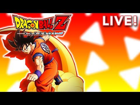 Dragon Ball Z: Kakarot! (The First Hour (with Tim Rogers)) | Kotaku