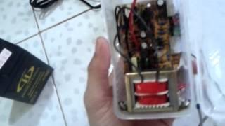 Mạch sạc ắcquy 6v vào box từ mạch đèn sạc honjianda tự ngắt