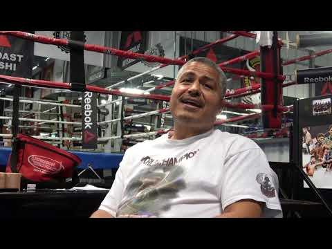 Robert Garcia Behind The Scene Story EsNews Boxing