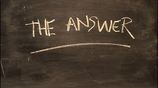 Gambar cover Jamie Lawson - The Answer (Official Lyric Video)
