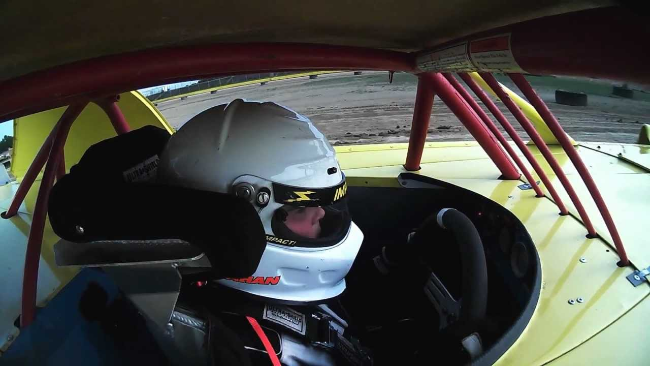 9 Year Old Late Model Driver