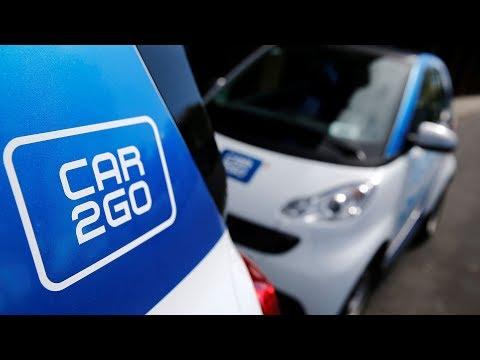 Car2Go shutting down in Toronto, blames city rules