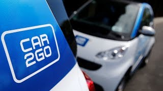 Car2Go shutting down in Toronto, blames city rules