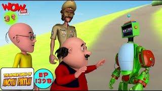 Video Robot Pendeteksi Kebohongan - Motu Patlu dalam Bahasa - Animasi 3D Kartun download MP3, 3GP, MP4, WEBM, AVI, FLV Juli 2018