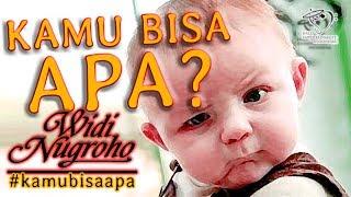WIDI NUGROHO - KAMU BISA APA -Official Lyrics Video #KAMUBISAAPA Mp3