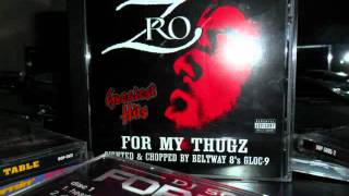 i run remix z ro greatest hits for my thugz