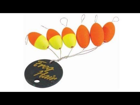Frog Hair EZ-ON Fly Fishing Strike Indicators