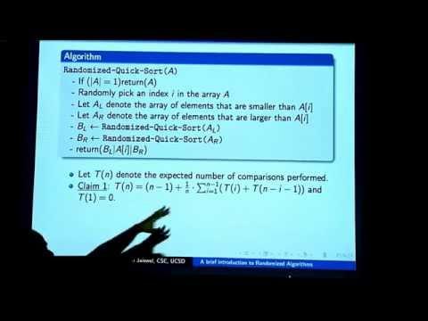 FDPA Randomized Algorithms  II