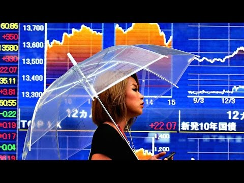 Japan's Economic Slowdown Explained