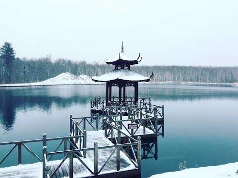Winter Wonders of Jilin China