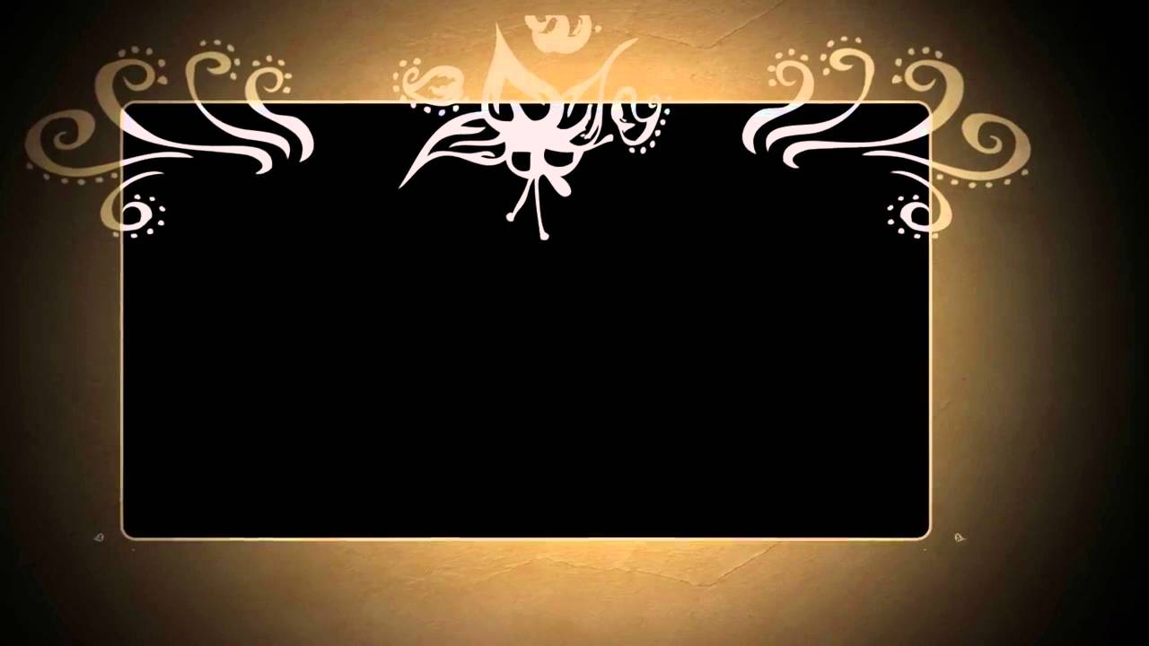 Frame For Video إطارات للفيديو By Laith Al Zangana 45 Youtube