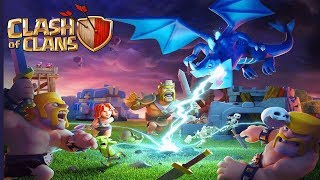 【 Clash of Clans in Japan】とことん資源狩り