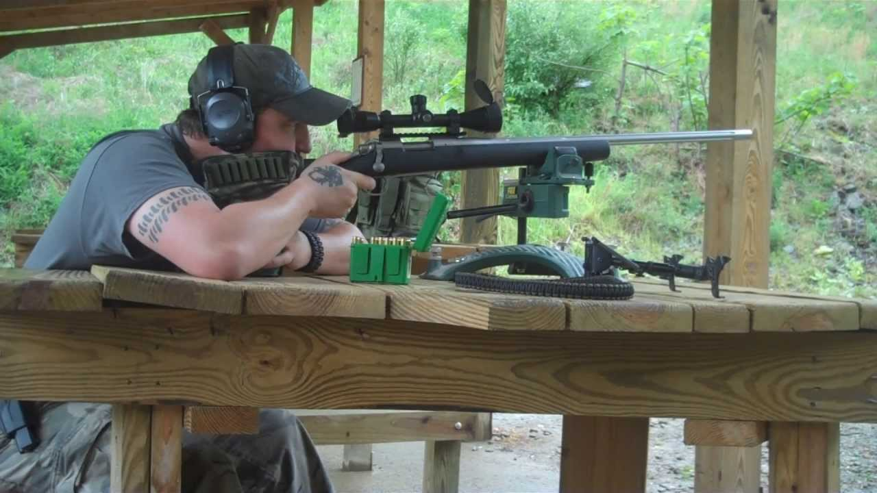 Remington 700 Varmint SF  308 Win  in HS Precision Stock: First Group
