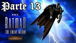 #13 Batman: The Enemy Within - The Telltale Series - A Canção da Rocha [Gameplay/Walkthrough]