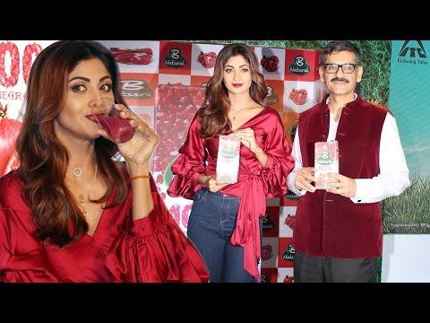 Delightfully Natural New Fruit Juice Launch | Shilpa Shetty