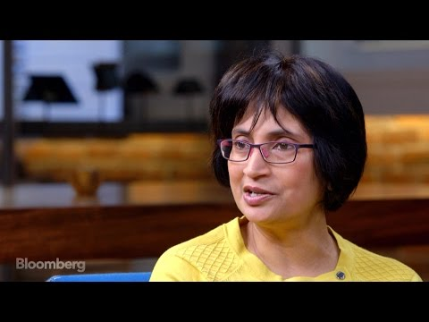 NextEV's Padmasree Warrior on Studio 1.0