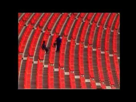 Tour of the Port Elizabeth 2010 Fifa World Cup stadium