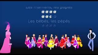 Dilili à Paris   Chantons Le soleil et la pluie streaming