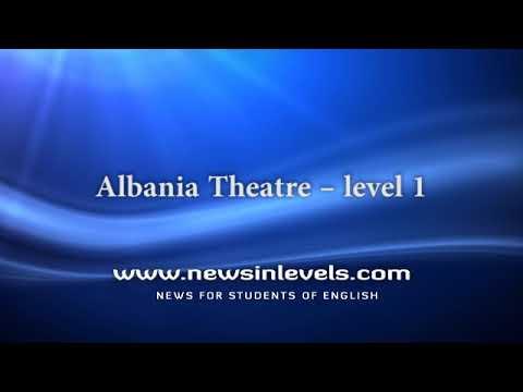 Albania Theatre – level 1