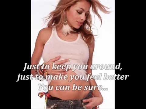 Paulina Rubio Not That Kind Of Girl Lyrics
