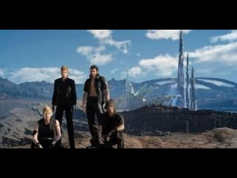 Final Fantasy XV part 19 back to main story quests and 10 levels higher