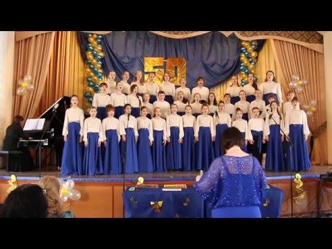 Хор Кантилена - Мы поем веселья песни