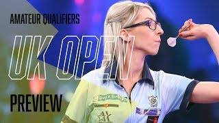 UK Open | 16 Riley's Amateur Qualifiers REVEALED! | Soft-tip champ drops out of UK Open!