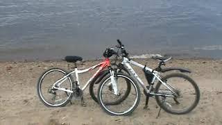 На велосипеде (В.Селиванов)