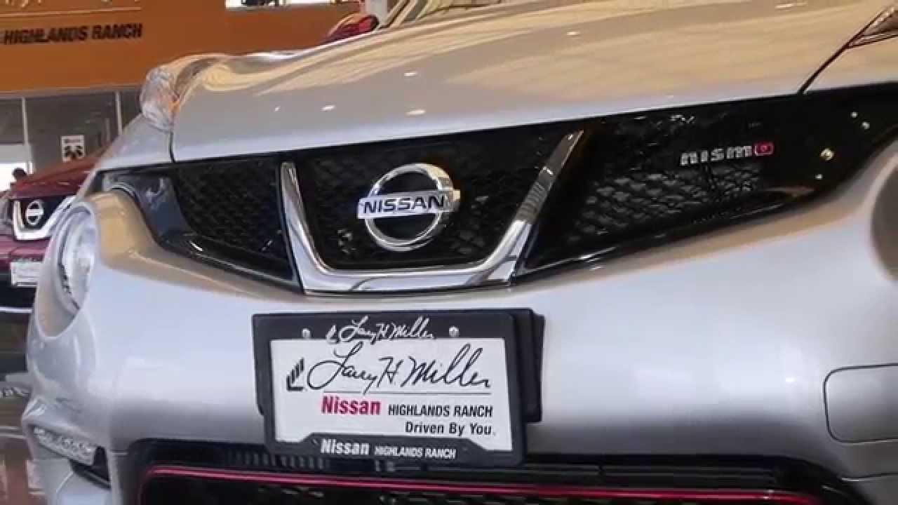 Nissan   Larry H Miller Nissan Highlands Ranch Colorado