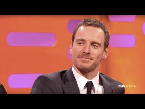 Michael Fassbender is Attractive to Every...THING  The Graham Norton